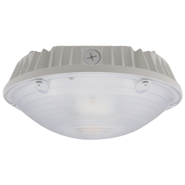 RCL Series Round Canopy, 40-60W, 5569-7818 Lumens
