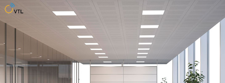 DIRECT CEILING MOUNTED DOWNLIGHTS | POWER OVER ETHERNET | DOTOO.fit